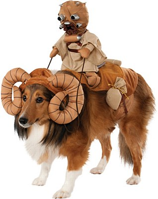 Star Wars Bantha Ride-A-Dog Pet Costume