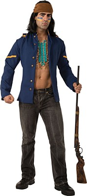 Renegade Indian Adult Costume
