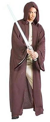 Star Wars Jedi Knight Hooded Adult Robe