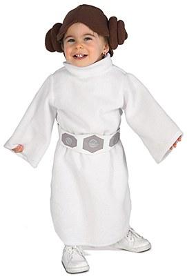 Star Wars Princess Leia Toddler Costume