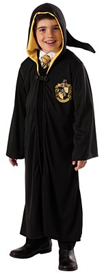 Harry Potter Hufflepuff Child Costume