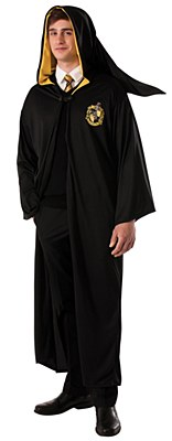 Harry Potter Hufflepuff Adult Robe