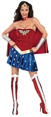 Wonder Woman Sexy Adult Costume