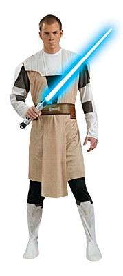 Star Wars Clone Wars Obi-Wan Kenobi Adult Costume