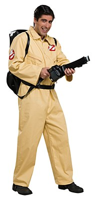 Ghostbusters Deluxe Adult Costume