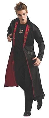 Vampire Men's Deluxe Coat