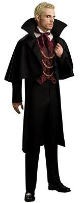 The Baron Vampire Adult Costume