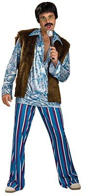 Rockstar Guy Adult Costume