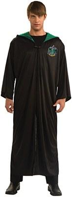 Harry Potter Slytherin Adult Robe