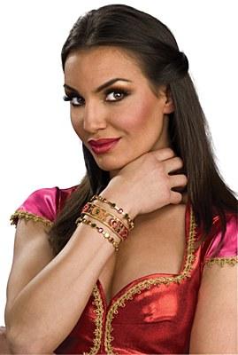 Bangle Jeweled Bracelets