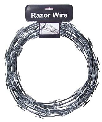 """39"""" Razor Barbed Wire"""