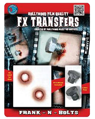 Frank N Bolts 3D FX Transfer