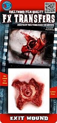 Exit Bullet Hole 3D FX Transfer