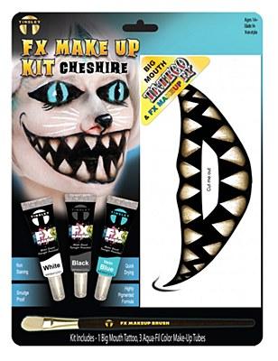 Cheshire Cat FX Tattoo Makeup Kit