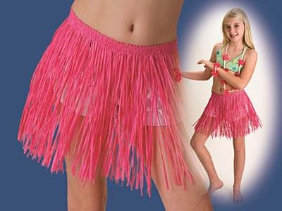 Mini Paper Hula Child Skirt
