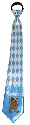 Oktoberfest Checkered Tie
