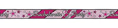 Bachelorette Party 9' Banner