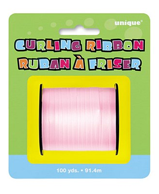 Light Pink 100yd Curling Ribbon