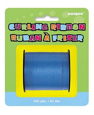 Blue 100yd Curling Ribbon