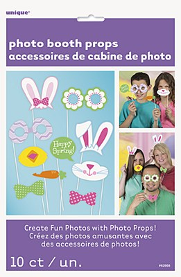 Easter Photo Booth Party Kit