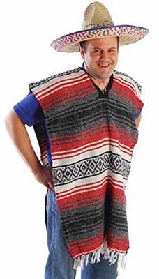 Falsa Style Adult Poncho