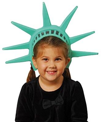 Statue of Liberty Foam Tiara