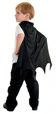 Bat Cape Child Costume