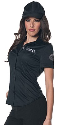 Swat Women's Fitted Adult Shirt
