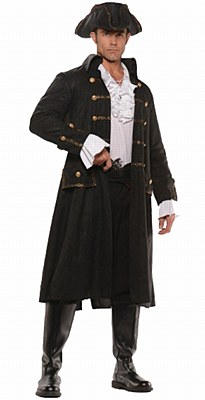 Captain Darkwater Adult Costume