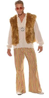 Sunny Hippie Adult Costume
