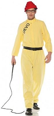 Devo Whip It Adult Costume