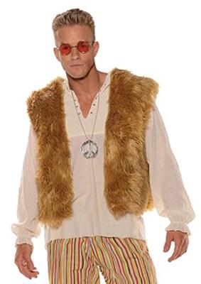 Hippie Fur Vest