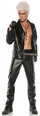 Rebel Billy Idol Adult Costume