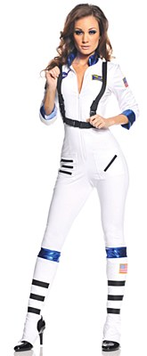 Astronaut Blast Off Adult Costume