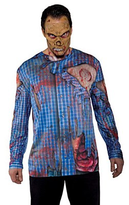 Zombie Adult Shirt