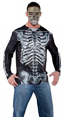 X-Ray Skeleton Shirt