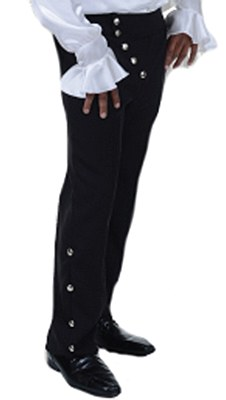 Pop Star Prince Studded Pants