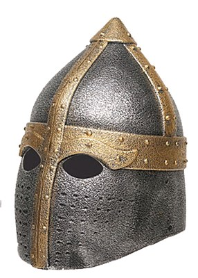Medieval Knight Bucket Helmet