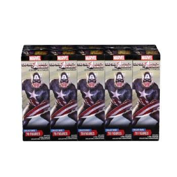 Heroclix Captain America & the Avengers Booster Brick