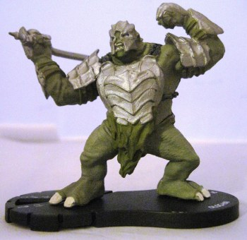 Heroclix Lord of the Rings 206 Olog-Hai