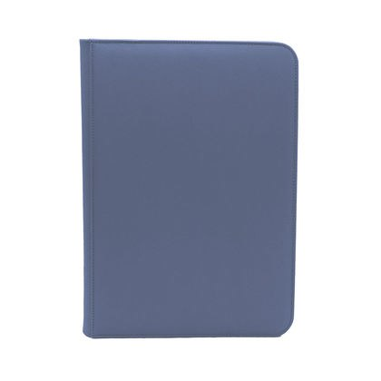 DEXDZB9005 Dex Protection Zip Binder 9 Purple