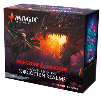 Magic the Gathering: Adventures in the Forgotten Realms Bundle