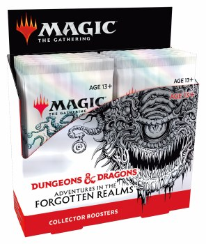 Magic the Gathering: Adventures in the Forgotten Realms Collector Booster Box
