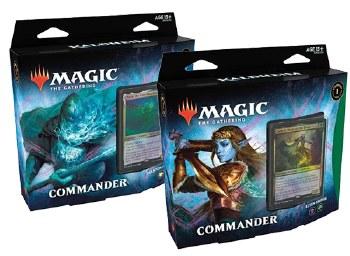 PRESALE Magic the Gathering: Kaldheim Set of 2 Commander Decks PRESALE