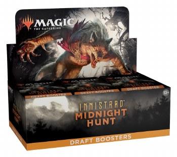 Magic the Gathering: Innistrad: Midnight Hunt Draft Booster Box