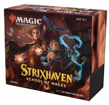 PRESALE Magic the Gathering: Strixhaven Bundle PRESALE