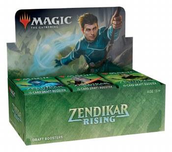 Magic the Gathering: Zendikar Rising Booster Box PRESALE