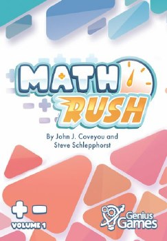 Math Rush: Volume 1