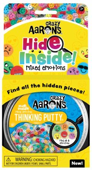"""Thinking Putty: 4"""" Mixed Emotions"""