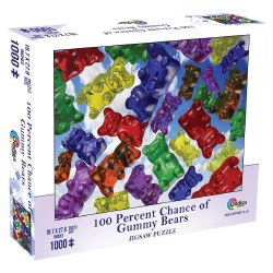 100% Chance of Gummy Bears - 1000pc Puzzle